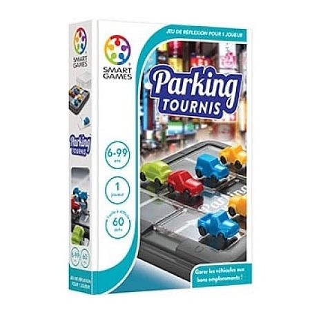 Independant game - Parking Puzzler