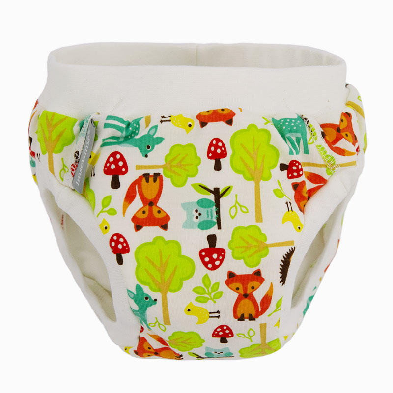 Culotte d'apprentissage - Woodland