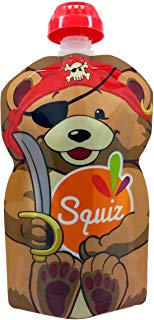 Squiz Réutilisable 130ml - OURS