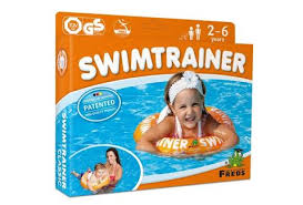 Swimtrainer Freds: Orange 2-6 ans