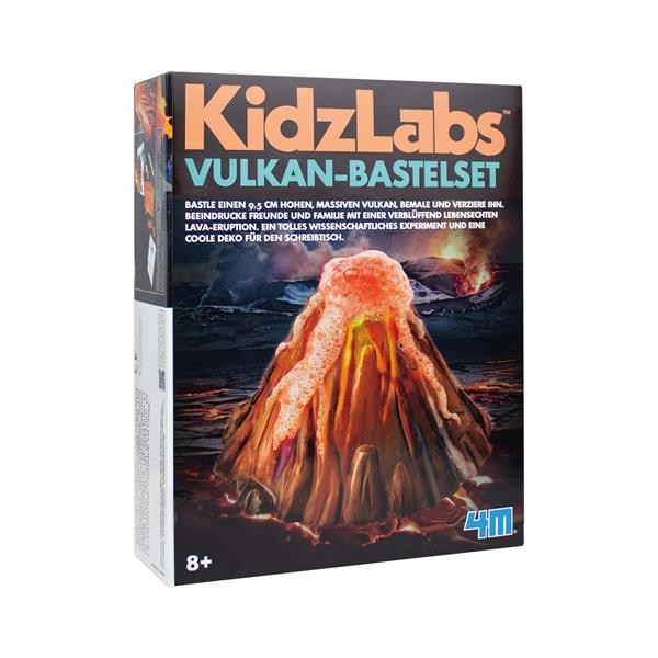 Kit Volcan - Kidzlabs