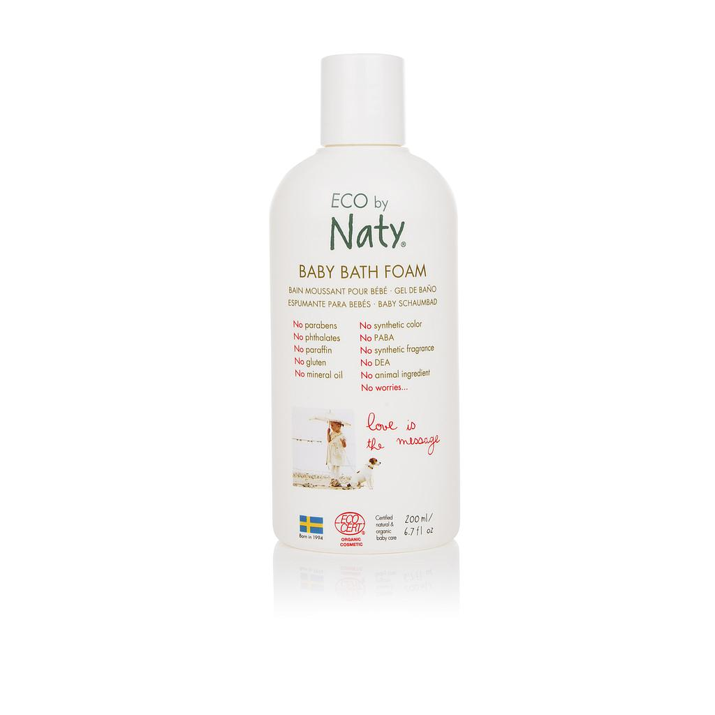 Naty Bain moussant - 200 ml