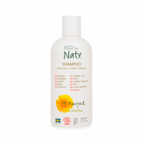 Naty Shampoing famille - 200 ml