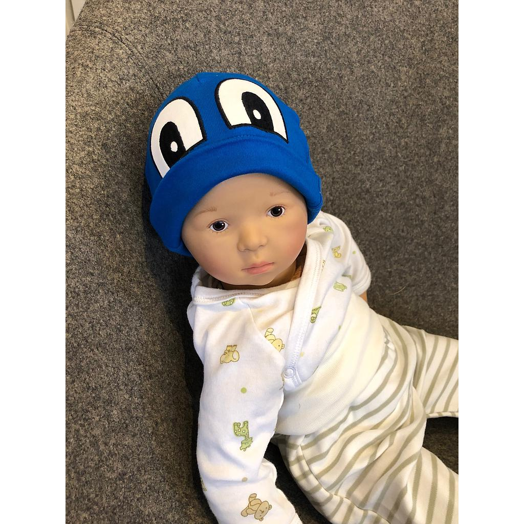 Manymonths Bonnet Eco Beanie - Cool Eyes