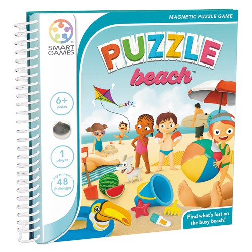 Travel Magnetic - Puzzle Beach