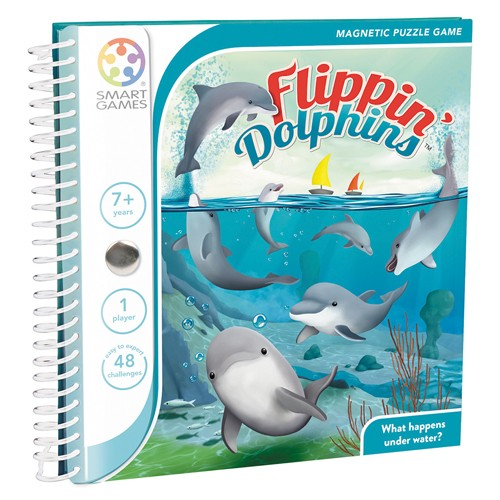 Travel Magnetic - Flippin'Dolphins