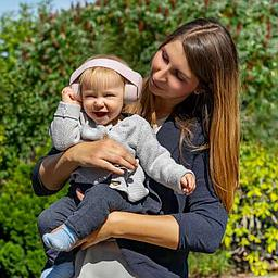 Casque de protection antibruit Baby - Reer