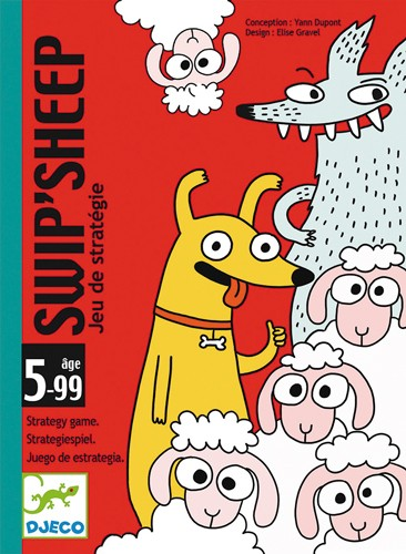 Jeu de cartes - Swip'Sheep