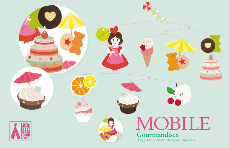 Mobile Gourmandises